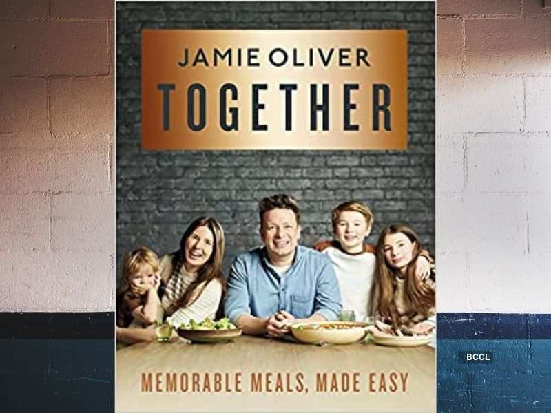 'Together: Memorable Meals, Made Easy' by Jamie Oliver