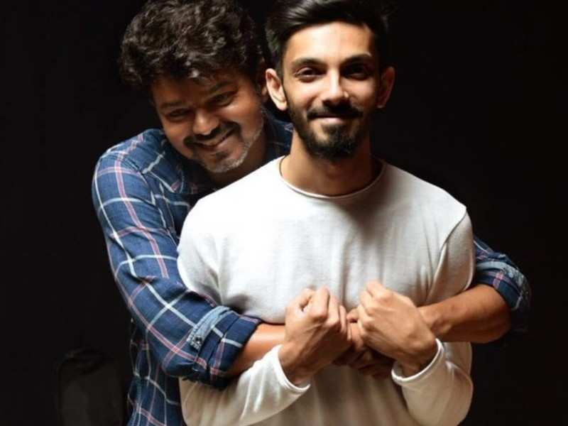 Composer Anirudh Ravichander: 'Master' achieves one more feat