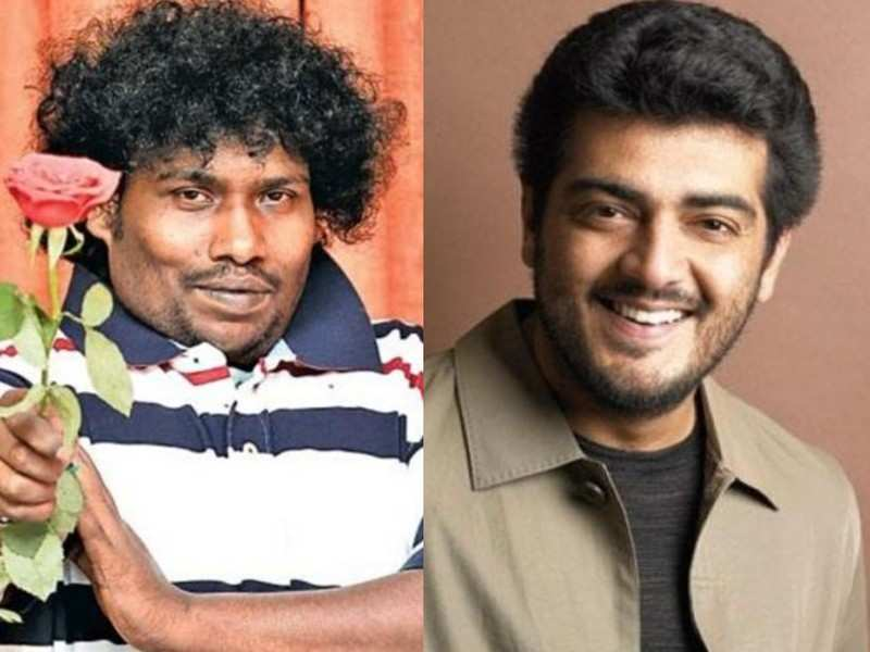 When Ajith conveyed an important message to Yogi Babu on the sets of 'Valimai'