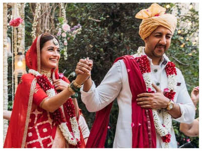 Dia Mirza on her eco-friendly wedding
