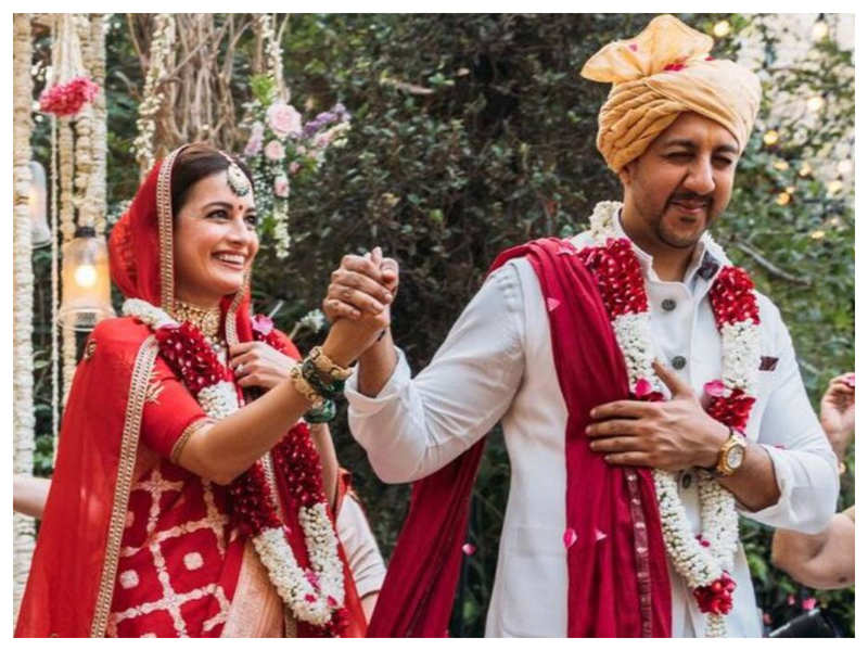 Dia Mirza opens up about her eco-friendly wedding with Vaibhav Rekhi, says they were successful in creating a sustainable event