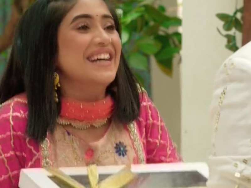 Yeh Rishta Kya Kehlata Hai update: Sirat is elated after she receives shoes and gloves from Kartik