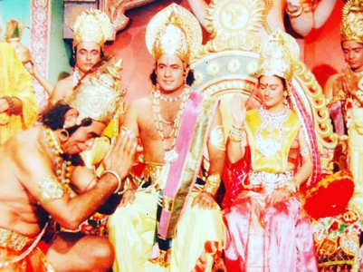 Ramayan to air once again during lockdown