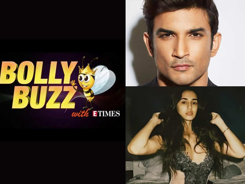 Bolly Buzz: Prime suspect in Sushant drug case identified, Disha Patani takes the internet by storm with her latest pictures