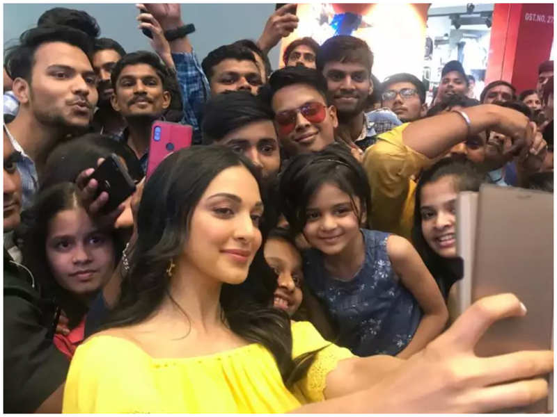 Kiara Advani has the sweetest response to a fan requesting for a 10-minute meeting with her