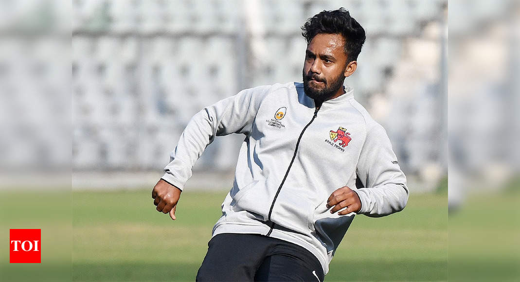 IPL 2021: With Axar yet to recover, Mumbai spinner Mulani becomes first COVID-19 back-up; Joshi for Iyer | Cricket News – Times of India