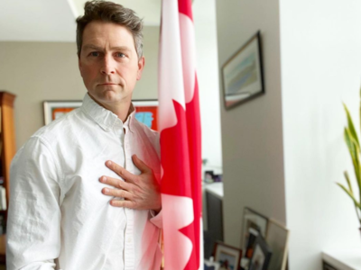 Canadian lawmaker caught naked at virtual legislative