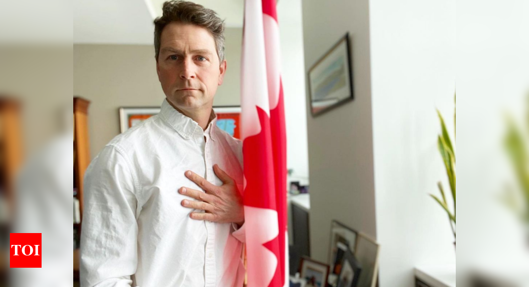 Canadian Lawmaker Caught Naked During Video Conference