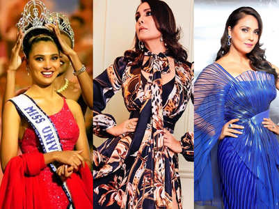 Lara Dutta's most fashionable looks