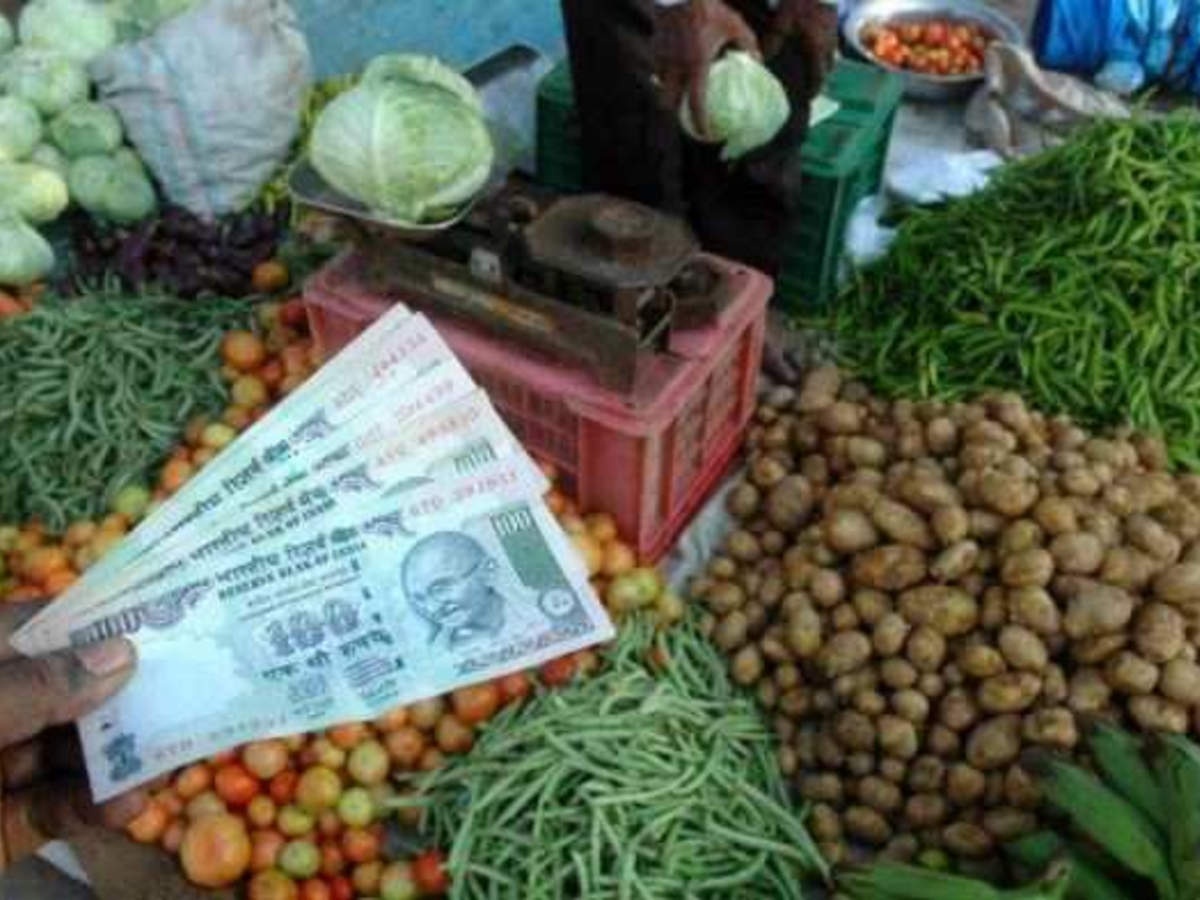 WPI Inflation: Wholesale inflation jumps to 8-year high | India Business News - Times of India