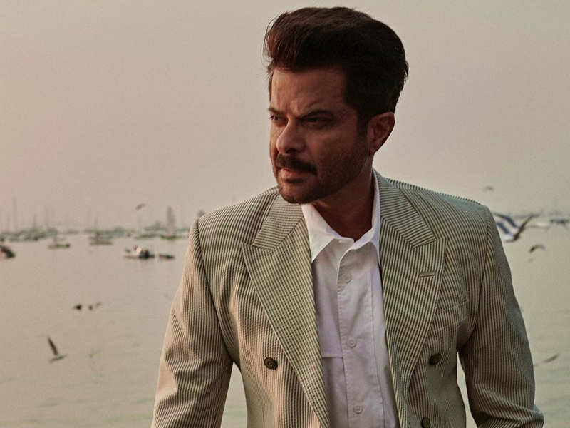 Anil Kapoor shares a throwback from the days when he played a filler and background dancer in movies - watch video
