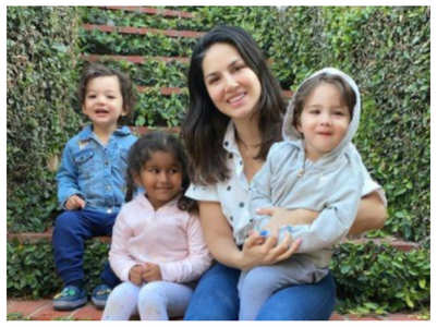 Sunny Leone on being a working mother