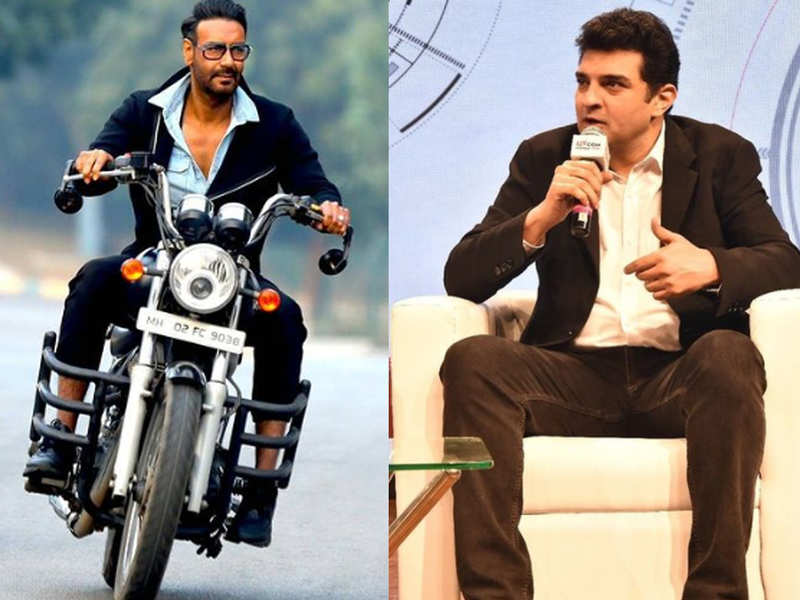 Ajay Devgn joins forces with Sidharth Roy Kapur for a satire titled 'Gobar!'