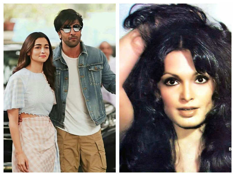 Did you know Ranbir Kapoor once said that Alia Bhatt would be a good choice to play Parveen Babi in a biopic?