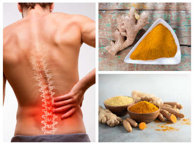 Five Nutrition hacks to beat chronic back pain
