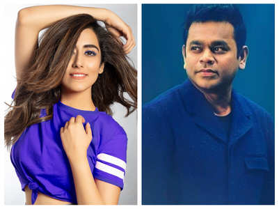 Jonita Gandhi on working with AR Rahman