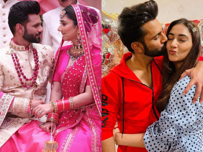 All about Rahul-Disha's wedding plans