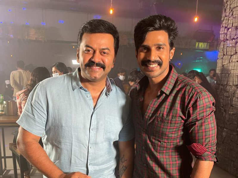 Indrajith wraps up shooting for Mohandas