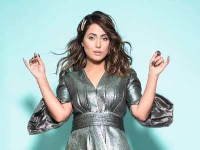 Hina Khan exudes oomph in these pics