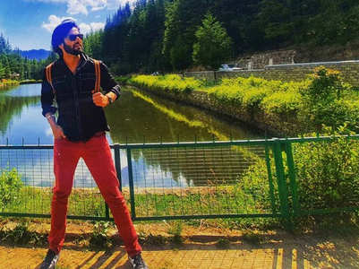 Shashank travelled to the mountains, here's why
