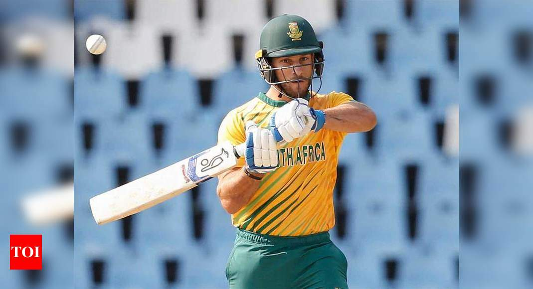 Live Cricket Score: South Africa vs Pakistan, 4th T20I  – The Times of India : 13.3 : Pakistan : 110/4