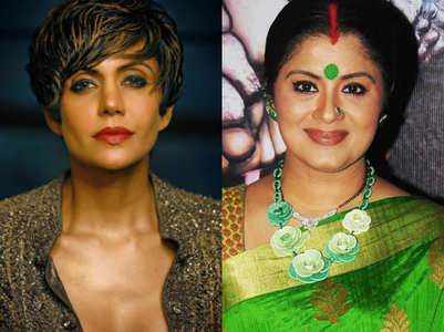 Mandira Bedi to Sudha Chandran; TV's top news