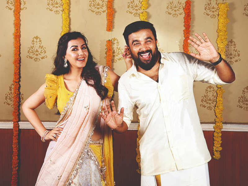 Sasikumar and Nikki's film will convey to this generation the perks of living in a joint family