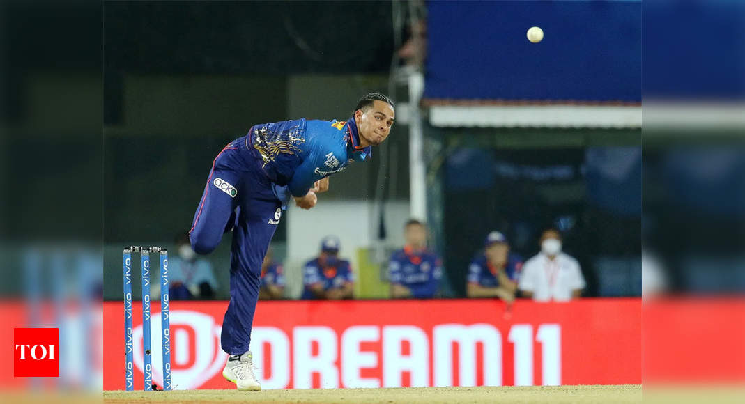 IPL 2021: Rahul Chahar is a wicket-taking bowler, his role never changes: Bond | Cricket News – Times of India