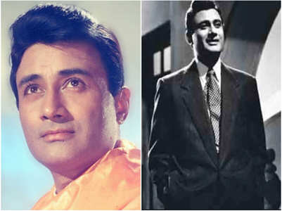 Was Dev Anand banned from wearing black?