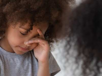 How to help emotionally sensitive kid