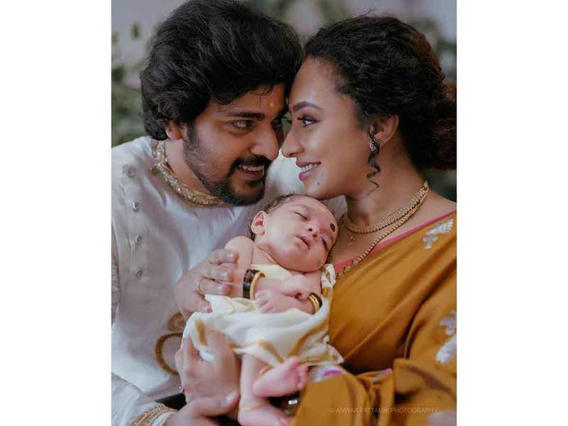 Pearle and Srinish announce name of baby daughter