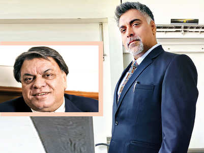 Ram Kapoor on dad: Rocky relation to buddies