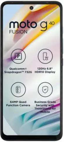 Motorola G40 Fusion
