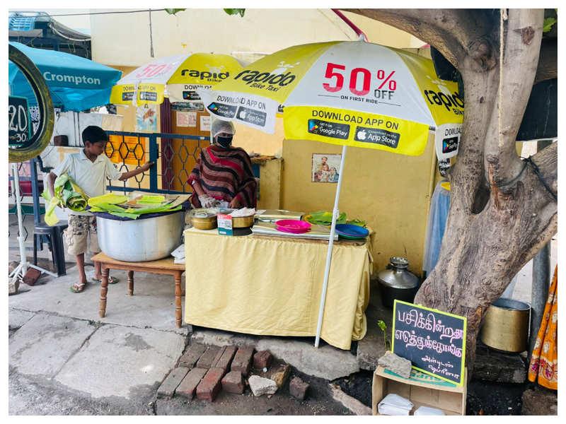 This Coimbatore woman is distributing free Biryani to poor people