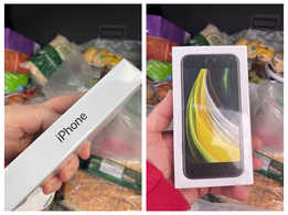 Man orders apples from supermarket, gets iPhone