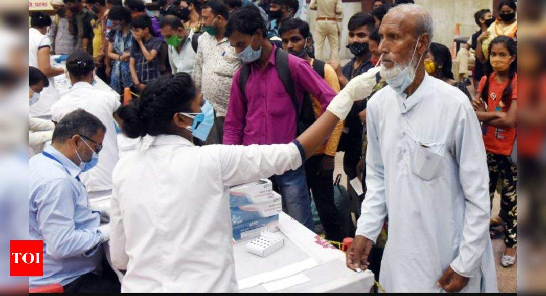Coronavirus: India's worst-hit city by share of population is Nashik   India News – Times of India