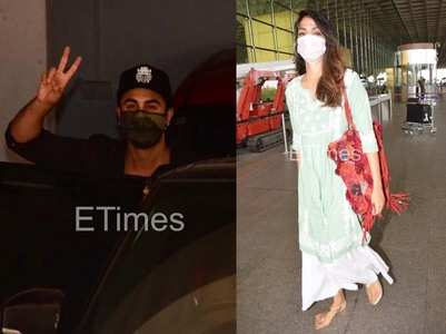 Pap diary: RK at the clinic; Rhea at airport