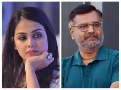 Genelia mourns the demise of actor Vivekh