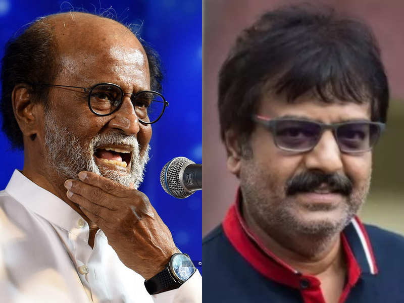 The days I shot for Sivaji with Vivek are unforgettable: Rajinikanth