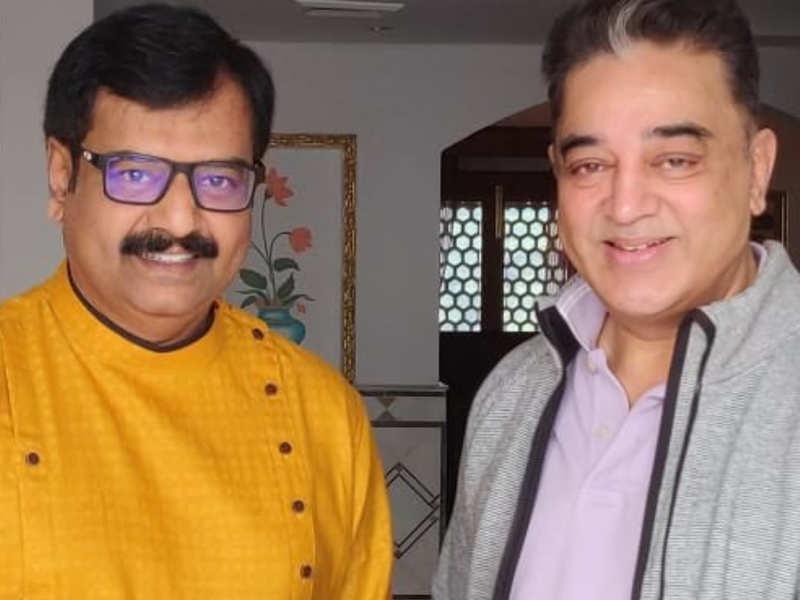 Vivek's demise is a great loss: Kamal Haasan