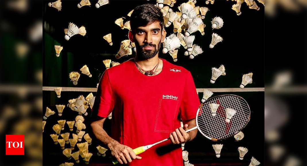 COVID has robbed us of the freedom to train as per our plans: Kidambi Srikanth   Badminton News – Times of India