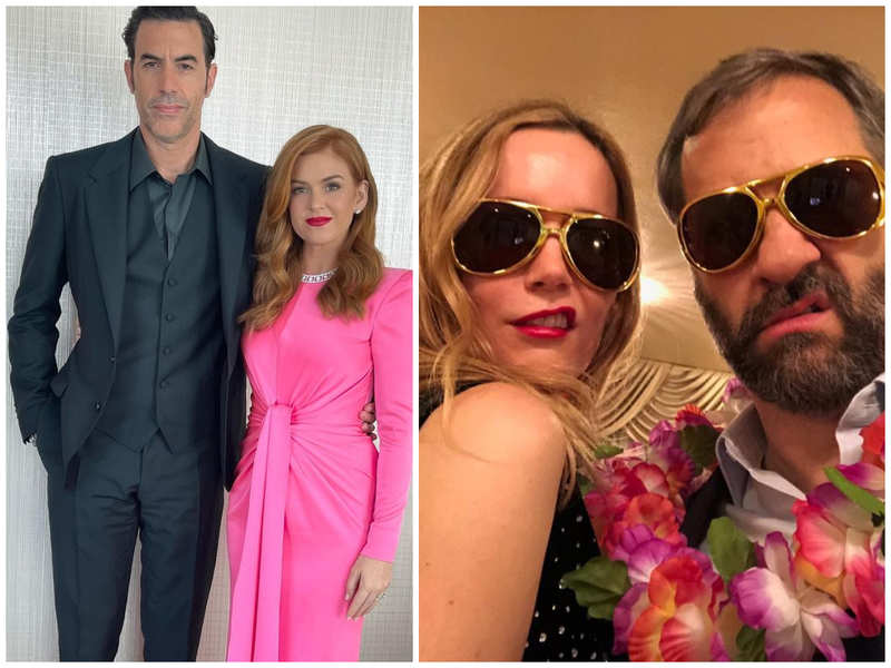 Isla Fisher, Leslie Mann on being married to comedians