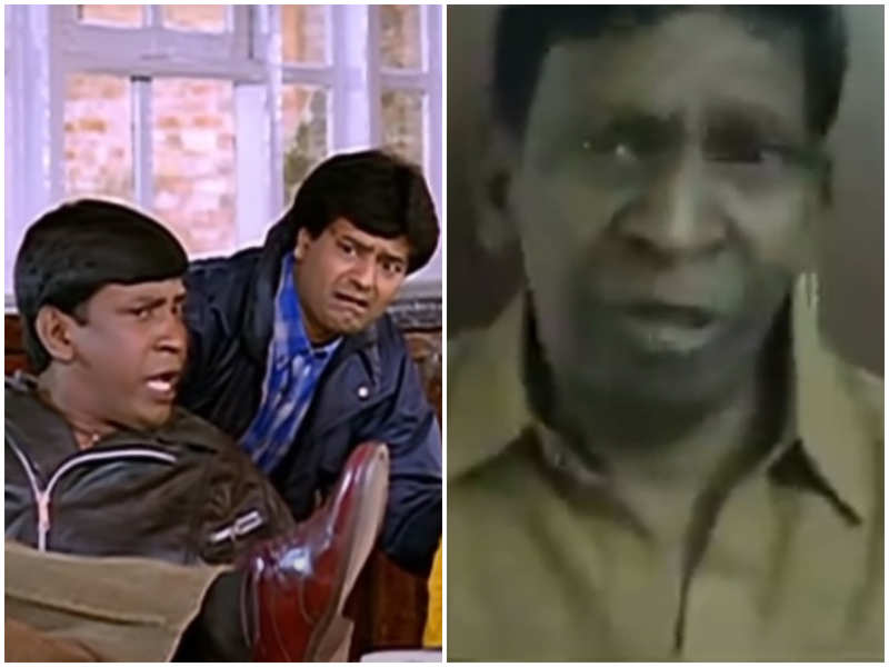 Vadivelu breaks down talking about Vivek