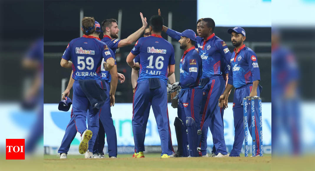 IPL 2021: DC head coach Ponting praises boys for fighting till the end against RR   Cricket News – Times of India