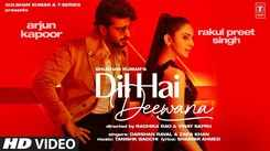 Check Out New Hindi Trending Song Music Video - 'Dil Hai Deewana' Sung By Darshan Raval and Zara Khan