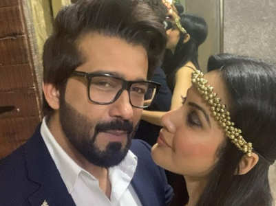 Kamya's uplifting note for hubby Shalabh