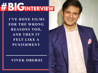 #BigInterview! Vivek on his Bollywood journey