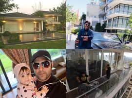 Inside pics of Kapil Sharma's luxurious homes