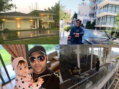 Inside pics of Kapil Sharma's luxurious homes