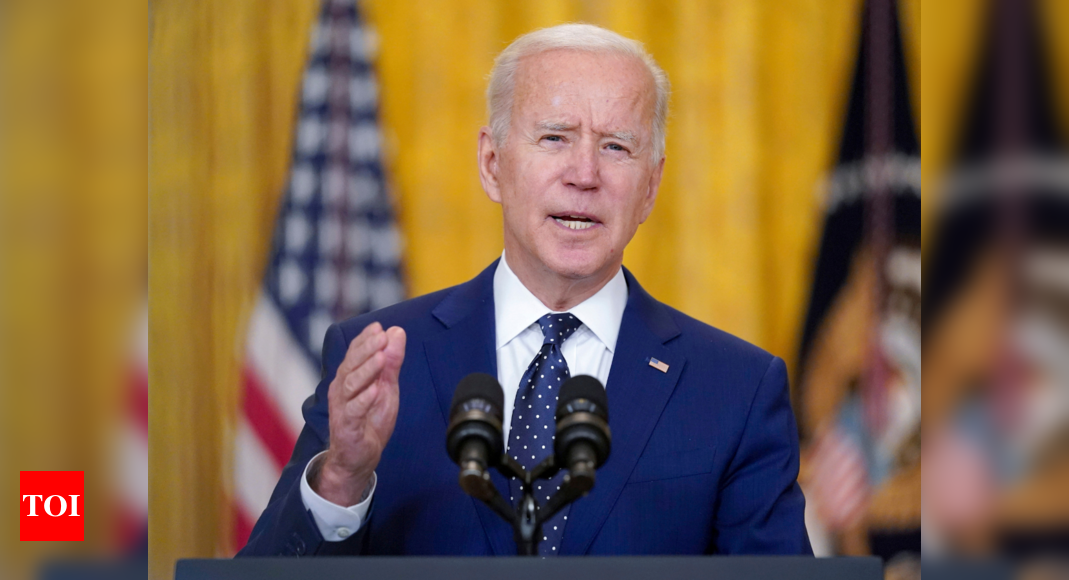 On foreign policy decisions, Joe Biden faces drag of pragmatism – Times of India